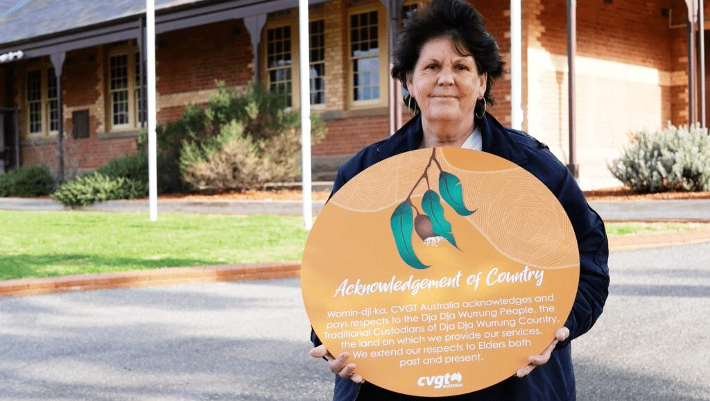 CVGT Acknowledgement of Country